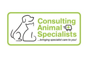 Consulting Animal Specialists Logo