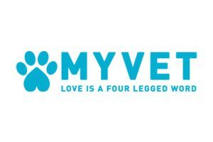 My Vet Animal Hospital Logo