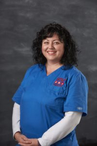Veterinary Nurse Fedra Mendez dela Paz