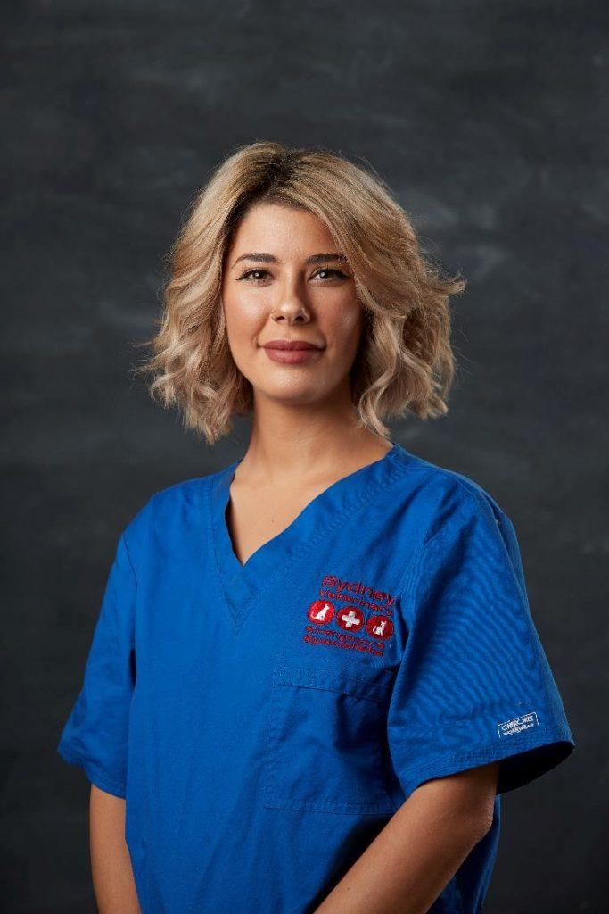 Ornella J - Veterinary Nurse at Sydney Veterinary Emergency and Specialists